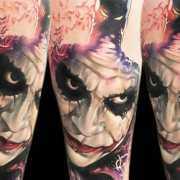 15 Beste Joker Tattoo Motive Und Bedeutung
