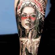 1f1fe8580aef0 Black and Red Tattoos | World Tattoo Gallery | Page 20