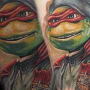 Tmnt Tags Tattoo Ideas World Tattoo Gallery