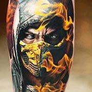 Denis Sivak Tattoo Artist Tattoos Top